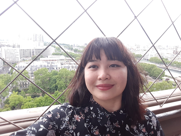 (Photo taken in Paris, France in 2017)
